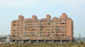 Um apartamento em Taichung Foto de Stock