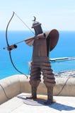 Um arqueiro Imagem de Stock