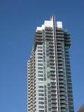 Um arranha-céus de vidro alto Imagem de Stock Royalty Free