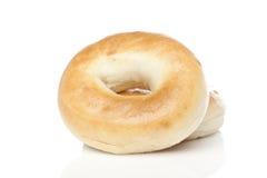 Um bagel liso fresco Imagem de Stock Royalty Free
