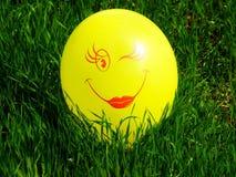 Um balão Imagem de Stock Royalty Free