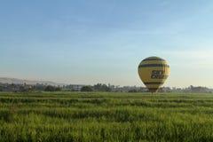 Um balão de ar quente Fotos de Stock