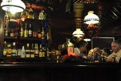 Um bar em Alemanha Imagens de Stock Royalty Free