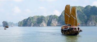 Um barco da sucata Foto de Stock Royalty Free