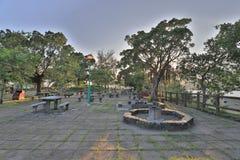 um BBQ no parque do país do reservatório da angra da tarambola fotografia de stock