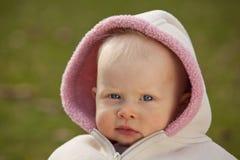 Um bebé dos anos de idade fotos de stock