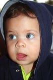 Um bebê bonito Foto de Stock