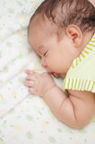 Bebê de sono pequeno Foto de Stock