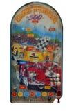 Brinquedo retro pequeno do Pinball Fotos de Stock