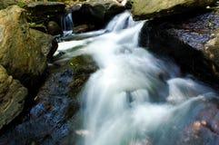 Um córrego da água Imagem de Stock