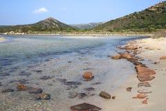 Um canto do mar Foto de Stock
