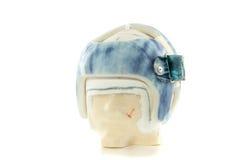Um capacete médico Imagens de Stock Royalty Free