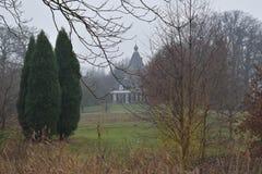 Um castelo holandês pequeno foto de stock