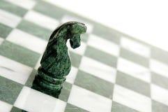 Um cavaleiro Imagem de Stock Royalty Free