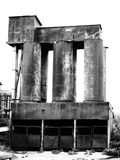 Um celeiro abandonado Imagens de Stock