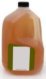 Um chá verde do galão imagem de stock royalty free