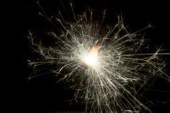 Um chuveirinho/fogo de artifício Fotografia de Stock