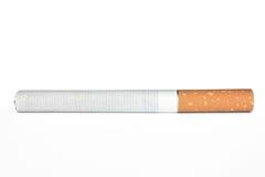 Um cigarro isolado Imagem de Stock Royalty Free