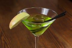 Um cocktail alcoólico delicioso Imagem de Stock Royalty Free