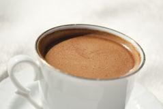 um copo do café turco Fotos de Stock Royalty Free