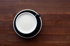 Um copo do caf? do raf fotos de stock royalty free
