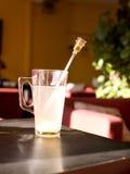 Um copo do chá Imagens de Stock Royalty Free