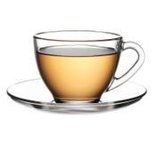 Um copo do chá Foto de Stock Royalty Free