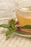 Um copo do close-up do chá Fotografia de Stock Royalty Free
