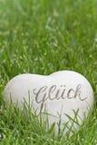 Pedra afortunada Imagem de Stock Royalty Free