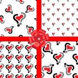 Um coração para dois Fotos de Stock Royalty Free