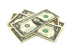 Um dólar Imagem de Stock Royalty Free