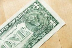 Um dólar de E S Dólar Imagem de Stock