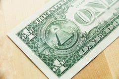Um dólar de E S Dólar Imagem de Stock Royalty Free