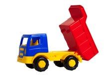 Um descarregador do brinquedo com body2 aumentado Imagens de Stock
