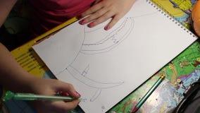 Um desenho do ` s da criança filme