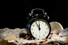 Um despertador Imagens de Stock Royalty Free