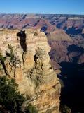 Um dia claro em Grand Canyon Fotos de Stock