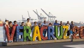 Um dia da viagem em Veracruz Fotografia de Stock Royalty Free