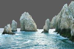 Um dia em Cabo San Lucas Imagem de Stock Royalty Free