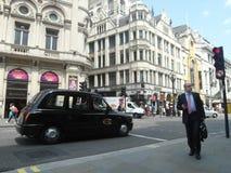 Um dia em Londres Imagem de Stock