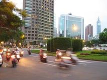 Um dia em Taipei Imagens de Stock Royalty Free
