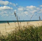 Um dia na praia Foto de Stock Royalty Free