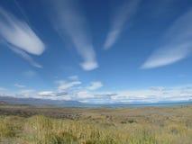 Um dia no Patagonia Foto de Stock