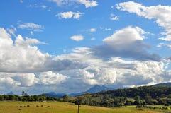 Um dia perfeito no país Foto de Stock