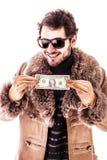 Um dólar Imagens de Stock
