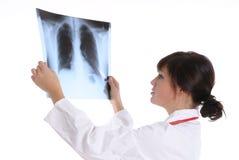 Um doutor novo Foto de Stock Royalty Free
