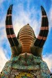 Um elefante foto de stock royalty free