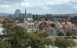 Um Erfurt Stockfoto