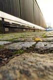 Um fim acima da terra Foto de Stock
