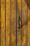 Um fim muito velho da porta acima fotos de stock royalty free